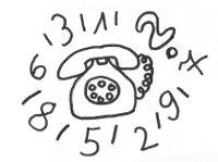 Ein Telefon