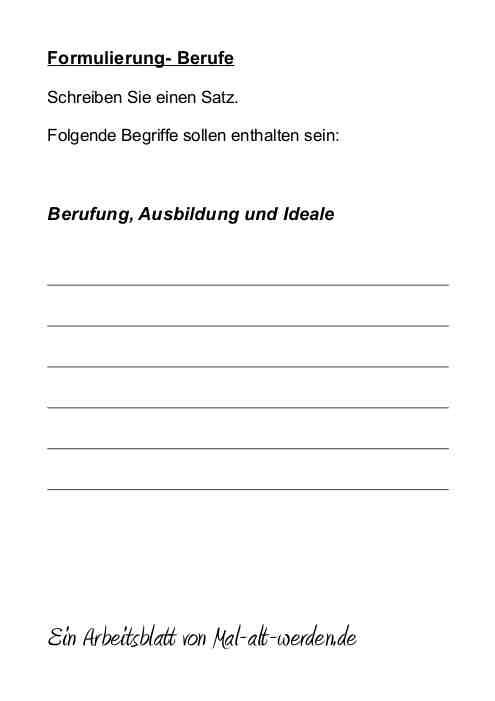 arbeitsblatt-formulierung-berufe