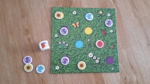 Blütenzauber: Ein Spiel für Senioren